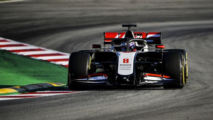 Steiner confident heading to Austria, despite no Haas shakedown