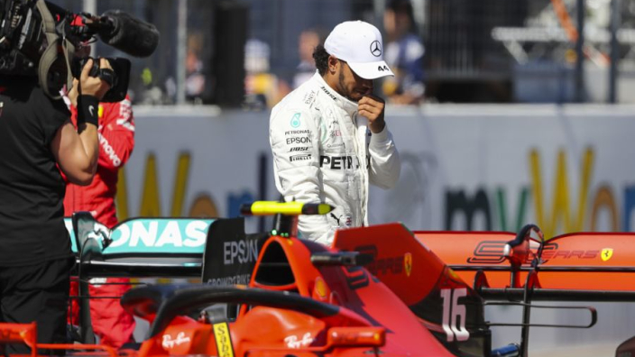 'Hamilton can win 10 titles at Mercedes, Ferrari move would be disaster'