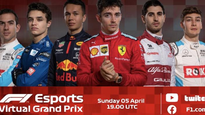 Zo volg je vanavond live de virtuele Grand Prix van Australië