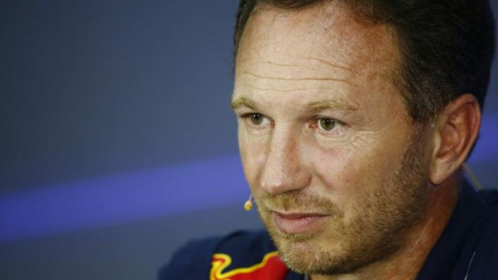 Christian Horner: 'Irritant dat er steeds naar Ricciardo's positie gevraagd wordt'