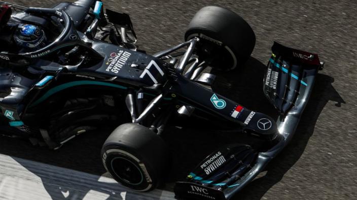 Tweede vrije training Grand Prix Abu Dhabi: Mercedes aan kop, Verstappen P3