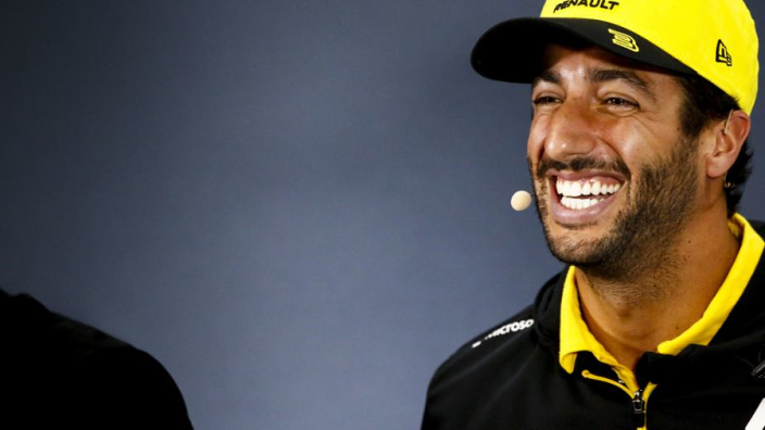 Drive to Survive put F1 on the map in the U.S. says Ricciardo