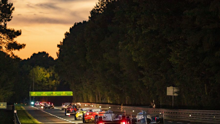 Le Mans sunrise report: Toyota keeps lead but the night has taken a toll