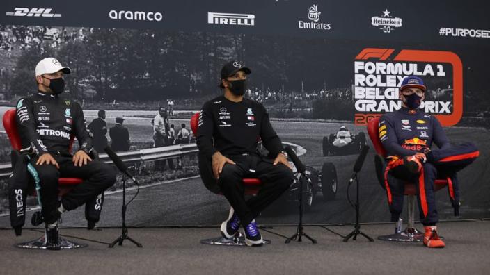 F1 mid-season Power Rankings: Verstappen blijft grootste kanshebber na Hamilton