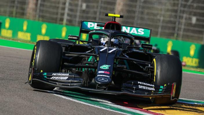 """Bottas kijkt uit naar Grand Prix op historische grond: """"Als coureur geeft het me kippenvel"""""""