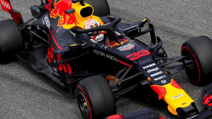 Verstappen: Red Bull as fast as Ferrari, Mercedes at Monza after Honda upgrade