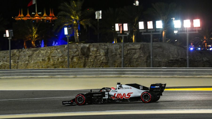 Fittipaldi must race through pain barrier in Bahrain - Steiner