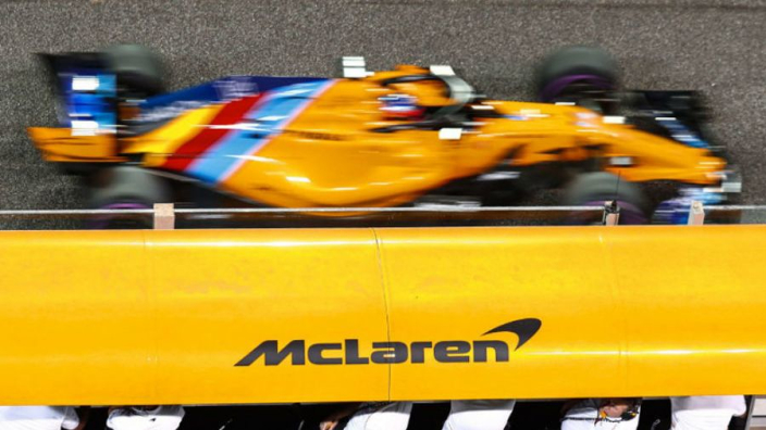 VIDEO: McLaren tease another look at 2019 car