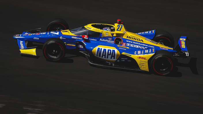 """Rossi guns for Indy 500 victory after labelling 2019 """"the one that got away"""""""