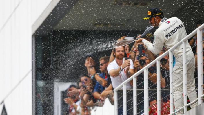 IN BEELD: De beste foto's van de Grand Prix van Brazilië