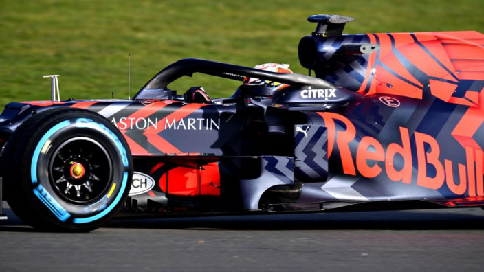 Verstappen delighted with RB15 as Marko predicts Red Bull will be 'at the front'