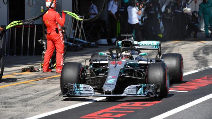 Horner: 'Bizar dat Mercedes-strategist excuses maakte over boordradio'