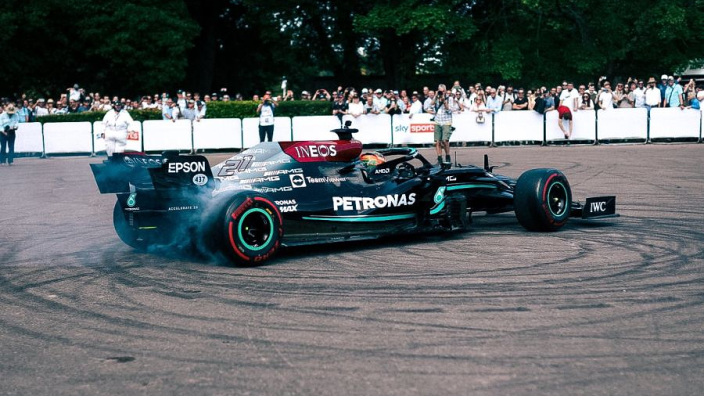 Goodwood Festival of Speed - Watch LIVE!