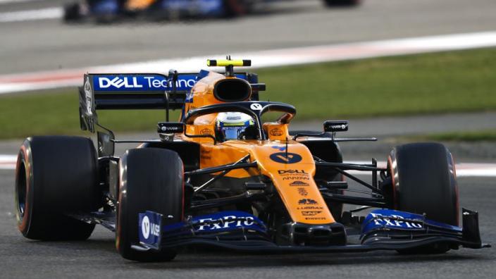 """Norris optimistisch: """"Nieuwe auto stuk minder nerveus dan voorheen"""""""