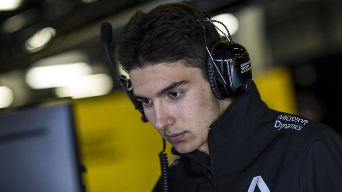 Renault confirm Mercedes will release Ocon early