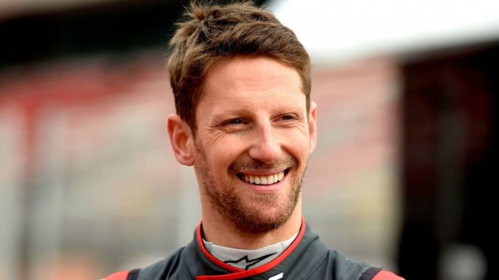 Grosjean wanted to quit F1... to become a chef!