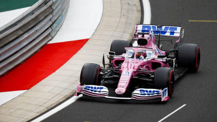 Racing Point officially appeal brake duct verdict