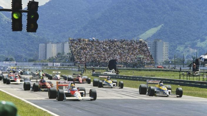 F1 Rio return edges closer as environmental concerns addressed
