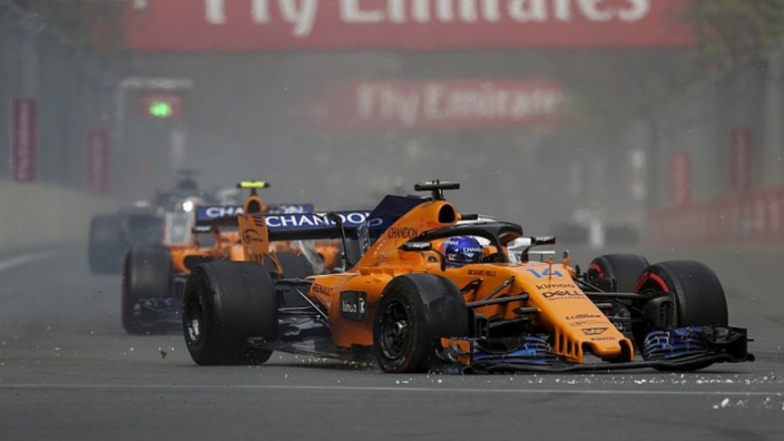 Why Alonso's Baku drive was one of the greatest of all time