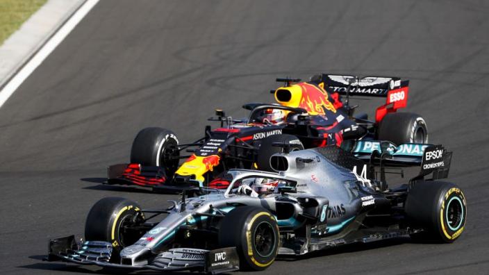 Hamilton remercie Mercedes de l'obliger à se dépasser