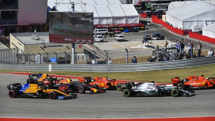 "Mercedes, Ferrari, Renault, Honda all now ""on par"" - Wolff"