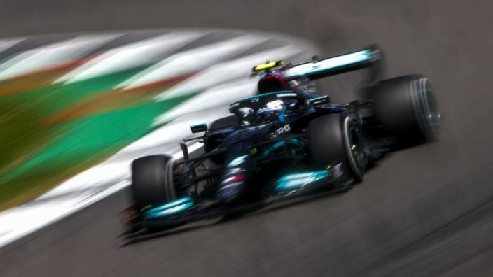 """Bottas rules """"anything can happen"""" after sprint qualifying blistering"""