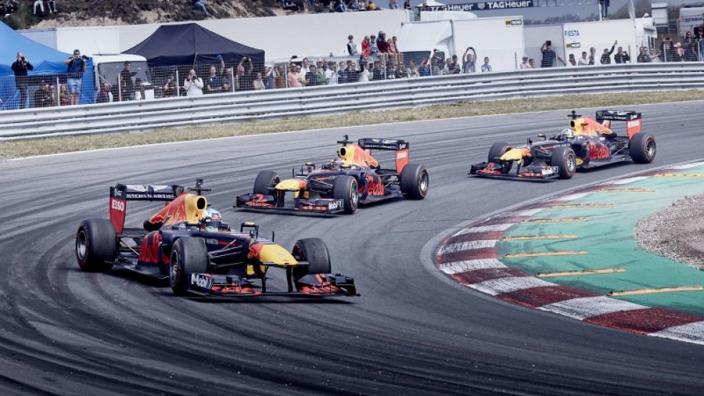 Zo kom je aan een kaartje voor de Grand Prix op Zandvoort