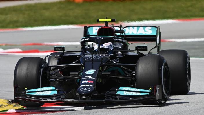 """Mercedes praise Bottas for providing """"advantage"""" over Red Bull"""