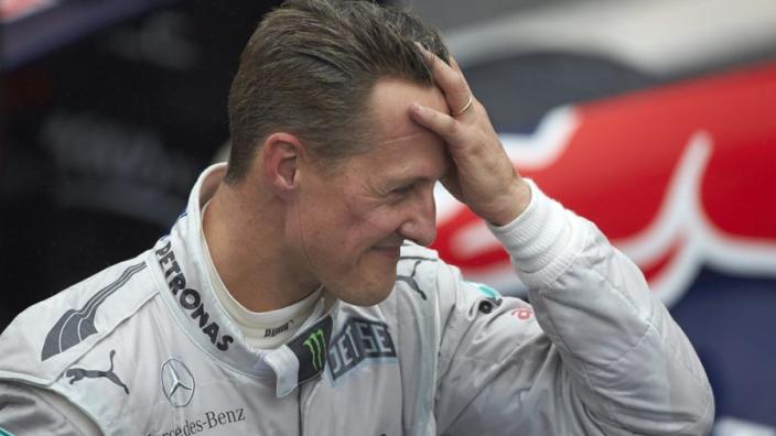 """Familievriend openhartig over Schumacher: """"Hij geeft niet op, zo is hij"""""""