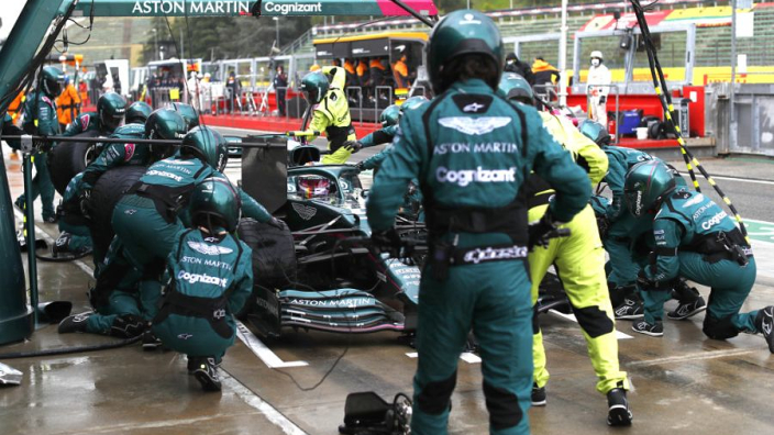 Aston Martin hold discussions with FIA after legal threat