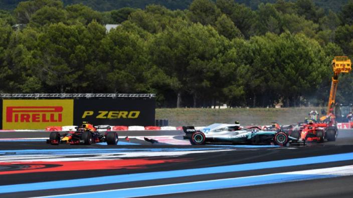 Whiting: 'Straf van Vettel in lijn met vergelijkbare gevallen'