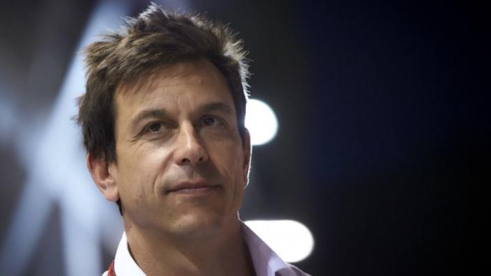 Wolff surprised by Ferrari speed