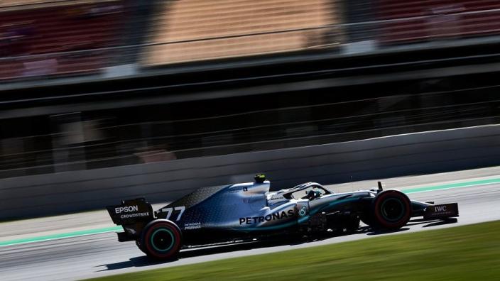 F1-test Barcelona: de resultaten van de ochtendsessie