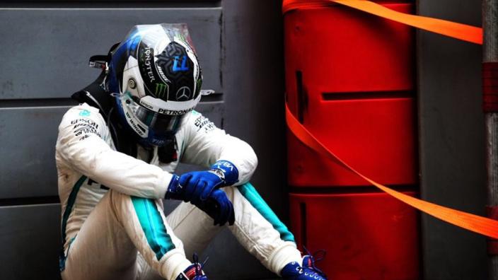 Bottas puncture in Baku was 'shameful' - Wolff