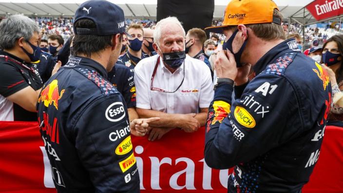Marko onthult: 'Als Pérez het niet had gewild, had Verstappen niet gewonnen'
