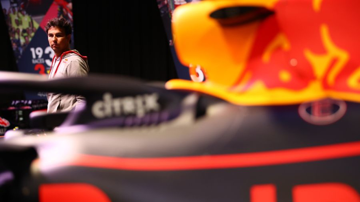 """Perez: """"Red Bull-zitje is een droom die uitkomt"""""""