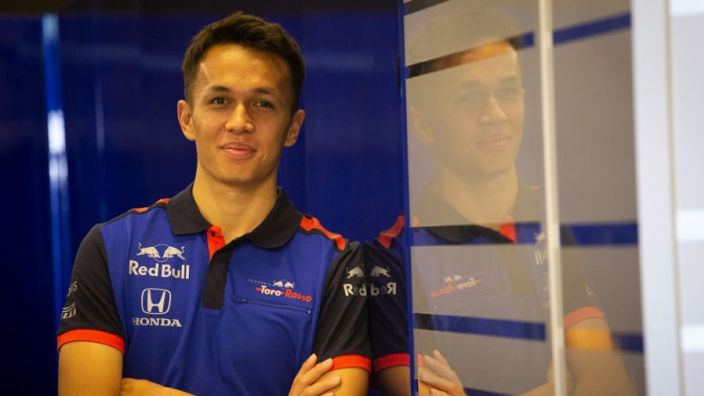 How Red Bull cull inspired Albon to F1 debut