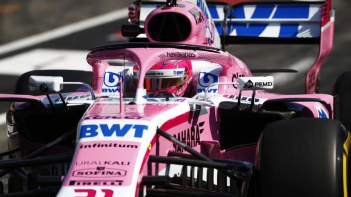 Force India: 'Inhalen wordt pas echt makkelijker in 2021'