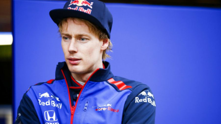 Biografie van Brendon Hartley