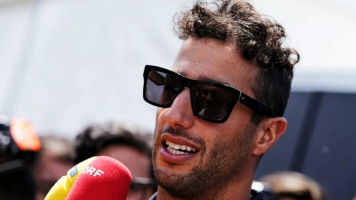 Ricciardo reveals lowest moment of 2018