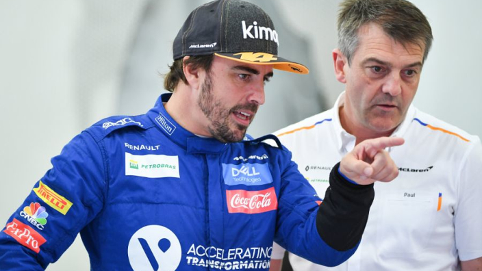 Alonso: Final F1 season was painful