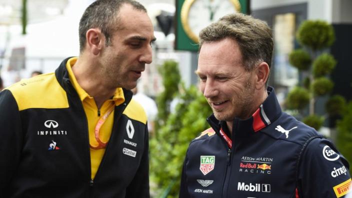 Red Bull has an alphabet of options before calling Renault - Abiteboul