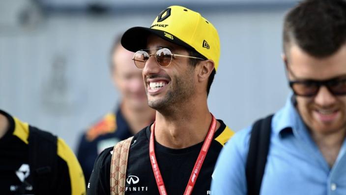 Ricciardo: 'Blij dat ik Max heb verhinderd om jongste polesitter te worden'
