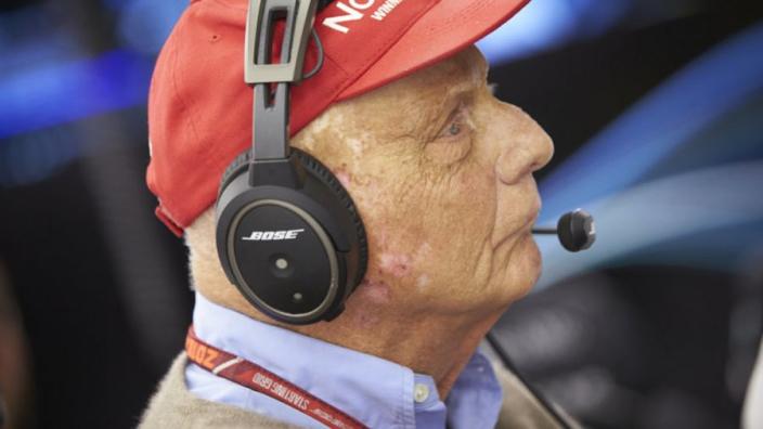 Jos Verstappen: 'Niki is een hele emotionele, oudere man'
