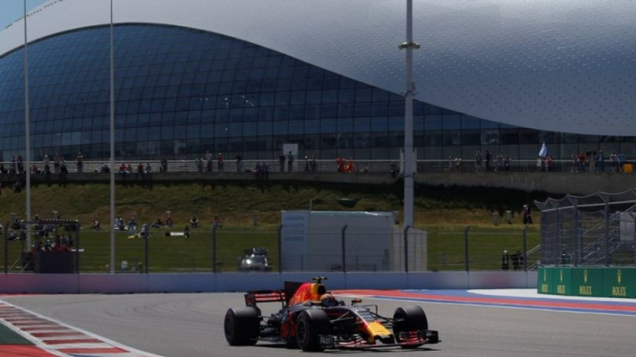 Russian Grand Prix Weather Forecast: Sun, rain, storms... everything!