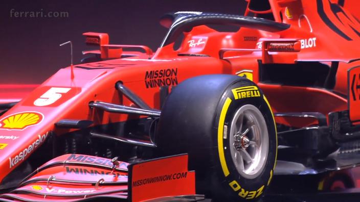 Ferrari explain how new SF1000 car is 'extreme'