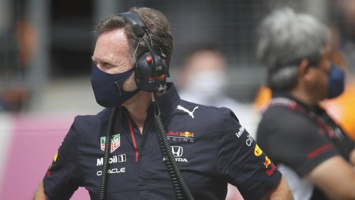 """Horner reageert op slechte vorm Ricciardo: """"Weet zeker dat hij erdoorheen komt"""""""