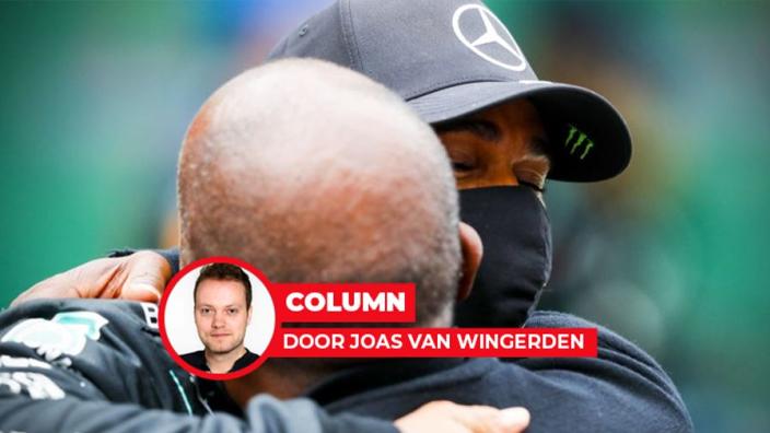 Lewis Hamilton toonde in Portugal dat hij écht de beste is