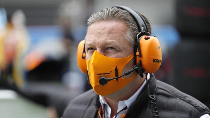 McLaren warned excuses expire in 2024