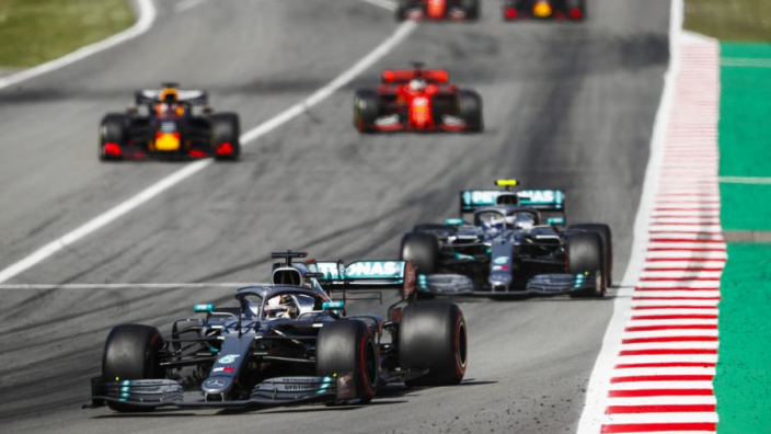 Red Bull cry foul over Mercedes' F1 dominance